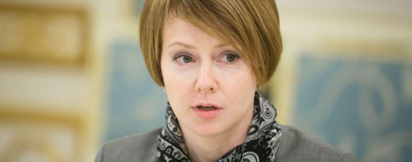 """Зеркаль прокоментувала блокування Угорщиною засідання комісії """"Україна-НАТО"""""""