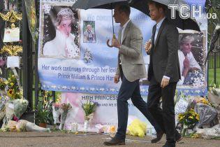 Цветы, воспоминания, скандальный фильм: в Лондоне отметили 20-ую годовщину смерти принцессы Дианы