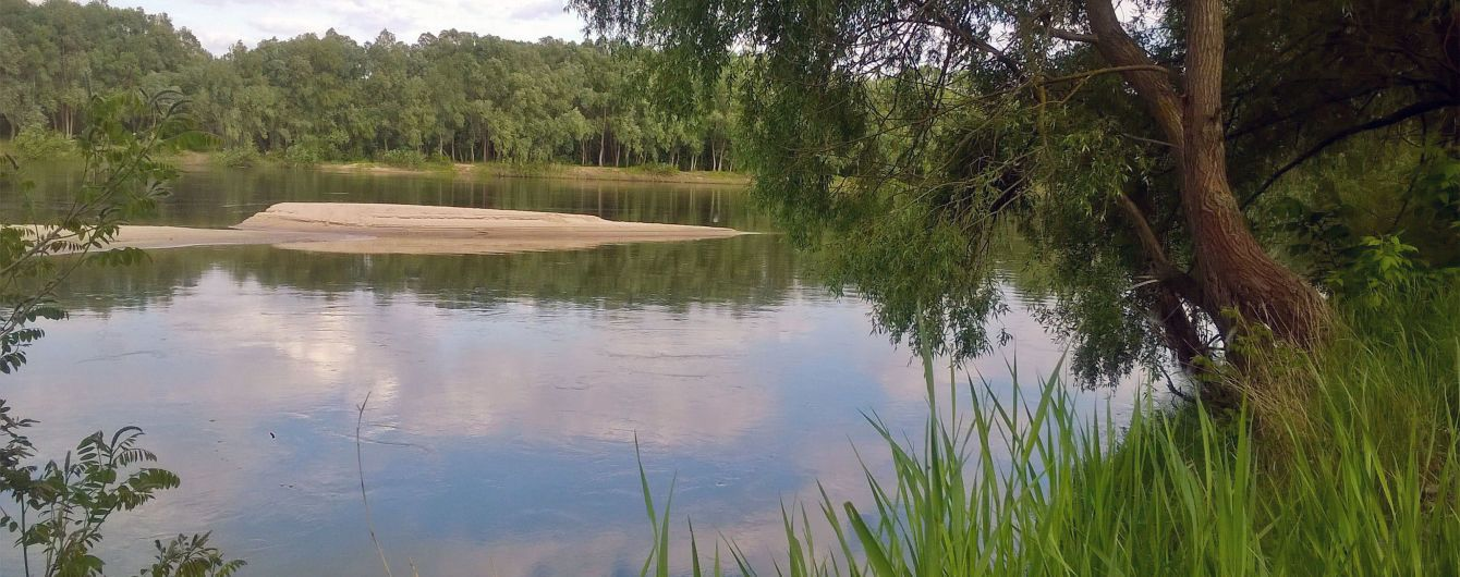 Рівень води в Десні вперше рекордно впав за 140 років