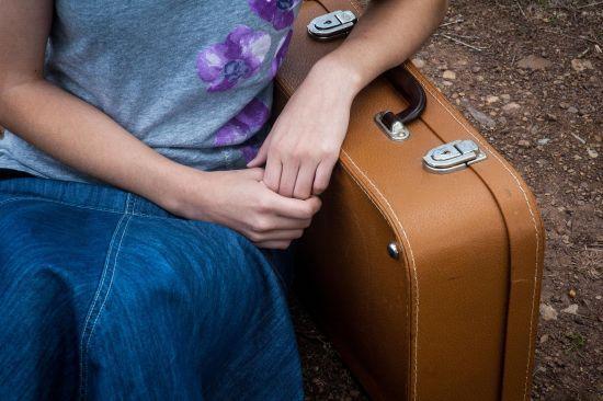 В Москві виявили другу за місяць валізу з тілом жінки