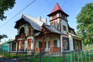 Казкові будинки в Україні, у яких можуть жити герої Діснея