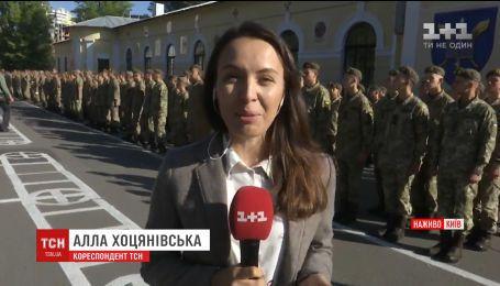 В военном лицее имени Богуна увеличилось количество поступающих