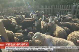 Курбан-Байрам: у київській мечеті відзначають день жертвоприношення