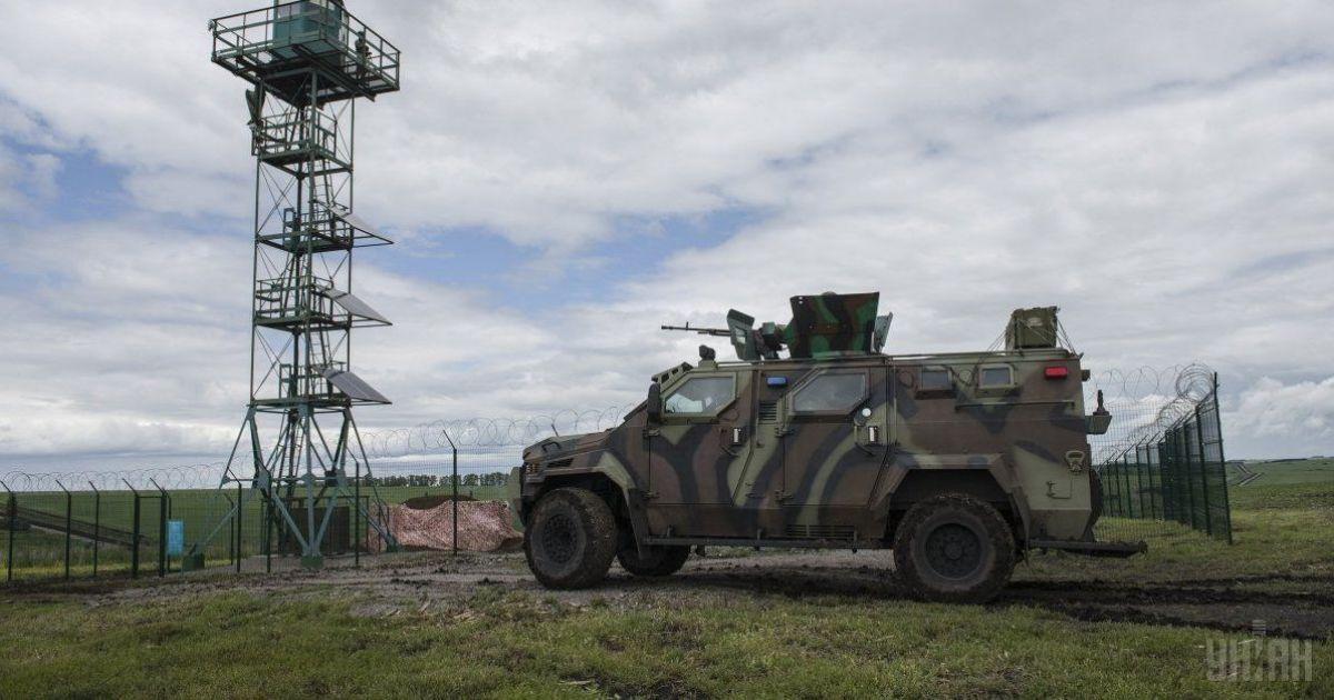 Российская ФСБ подтвердила задержание двух украинских пограничников