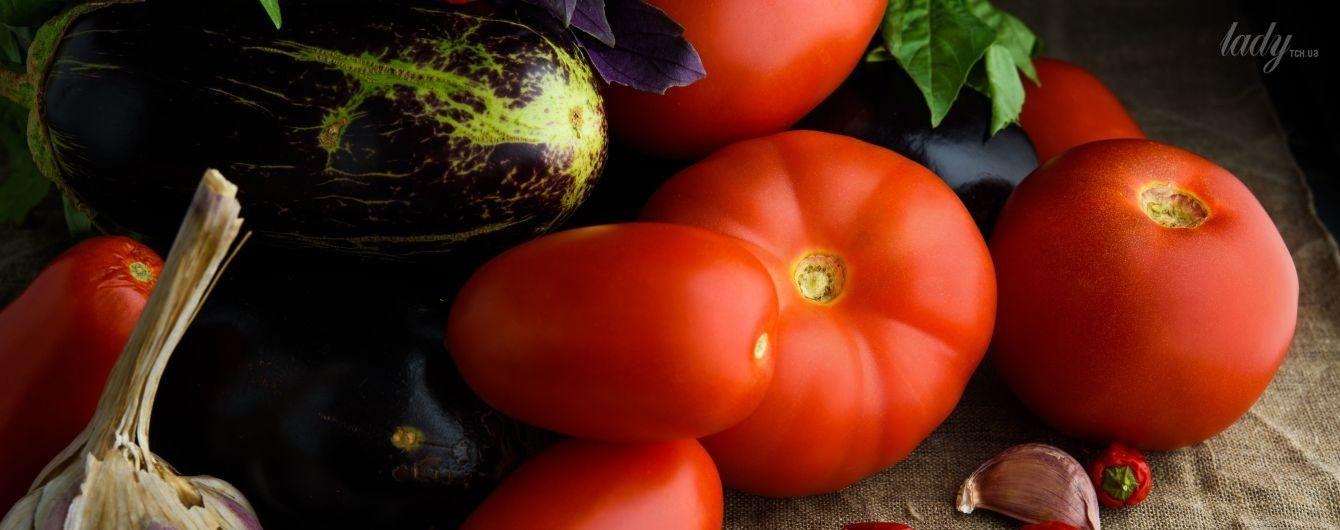 Що приготувати з помідорів і баклажанів: 6 оригінальних рецептів