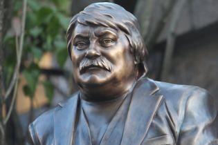 В Киеве открыли памятник композитору Николаю Мозговому