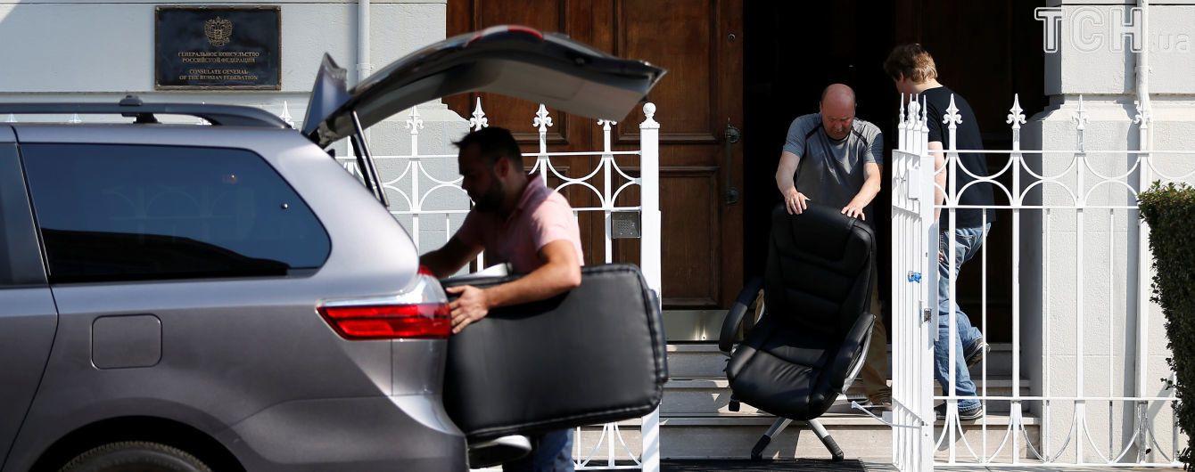 У Держдепі США відхрестилися від вторгнення ФБР до консульства РФ у Сан-Франциско