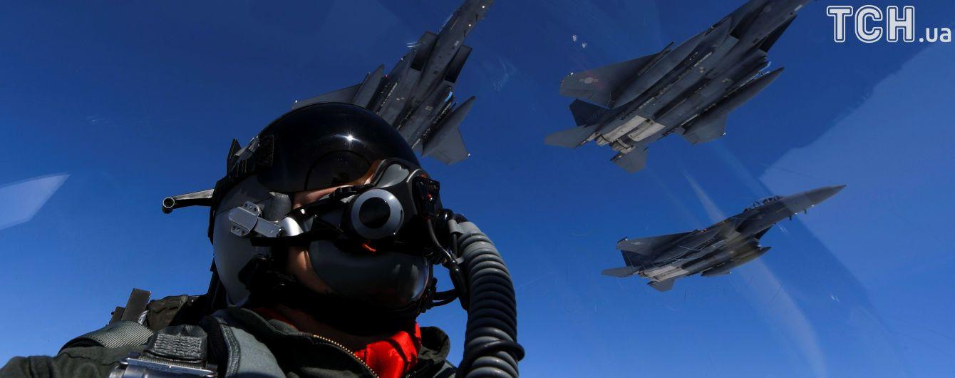 США перебросили в Европу стратегические бомбардировщики, которые способных нести ядерное оружие