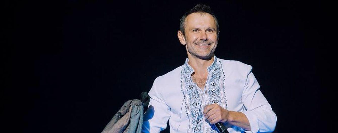 Вакарчук выпил за Одессу с культовым российским музыкантом