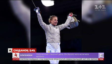 Откровенная история жизни фехтовальщицы и олимпийской чемпионки Ольги Харлан