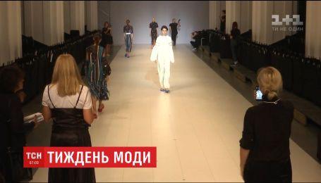 Юбилейная Украинская неделя моды стартовала в Киеве