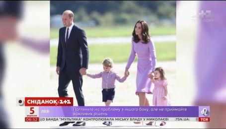 Герцогиня Кейт Миддлтон и принц Уильям ждут третьего ребенка