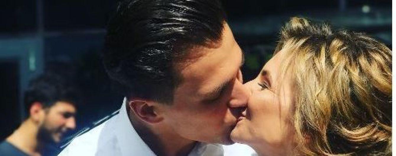 Молодожены Скичко и Юрушева устроили экстремальную свадебную фотосессию