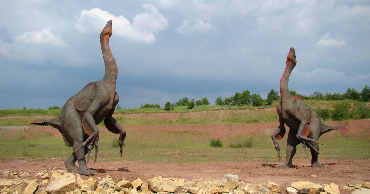 Четырехлетняя девочка нашла след динозавра возрастом 220 миллионов лет