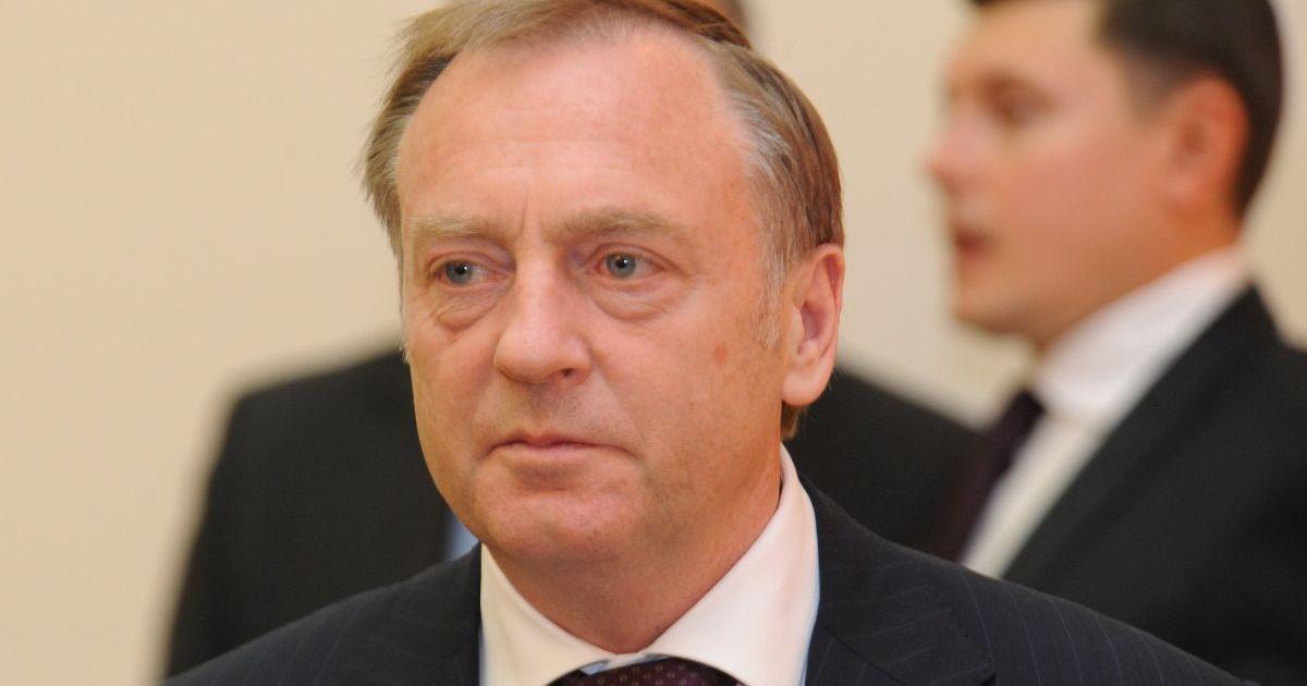 Экс-министра юстиции Лавриновича взяли под стражу на два месяца