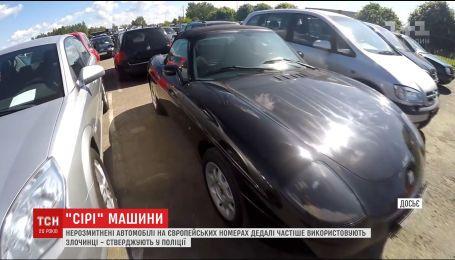 Главные аргументы против авто на иностранной регистрации