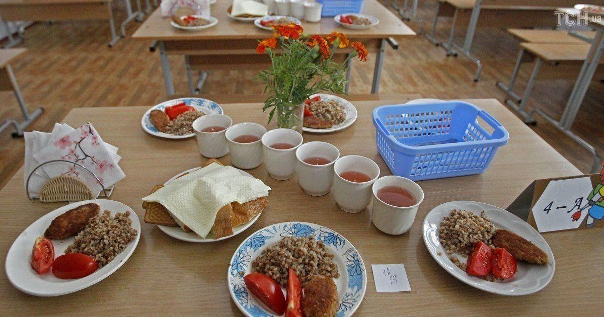 У шкільній їдальні Кропивницького отруїлись близько 50 дітей