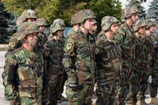 Вопреки несогласию президента военные Молдовы отправились на учения НАТО в Украину
