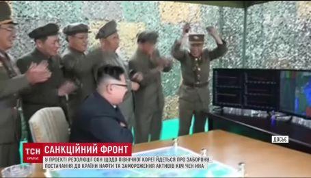 США предлагает запретить поставки нефти в КНДР из-за испытания водородной бомбы