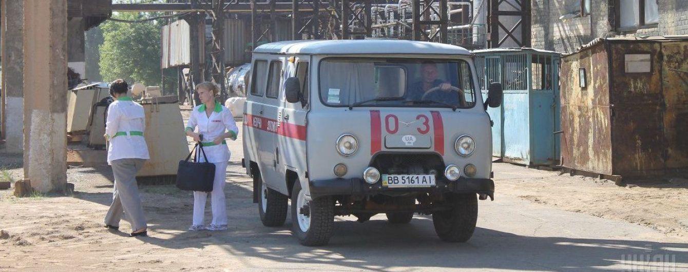 На Донбасі обстріляли автобус із працівниками Донецької фільтрувальної станції, п'ятеро поранених