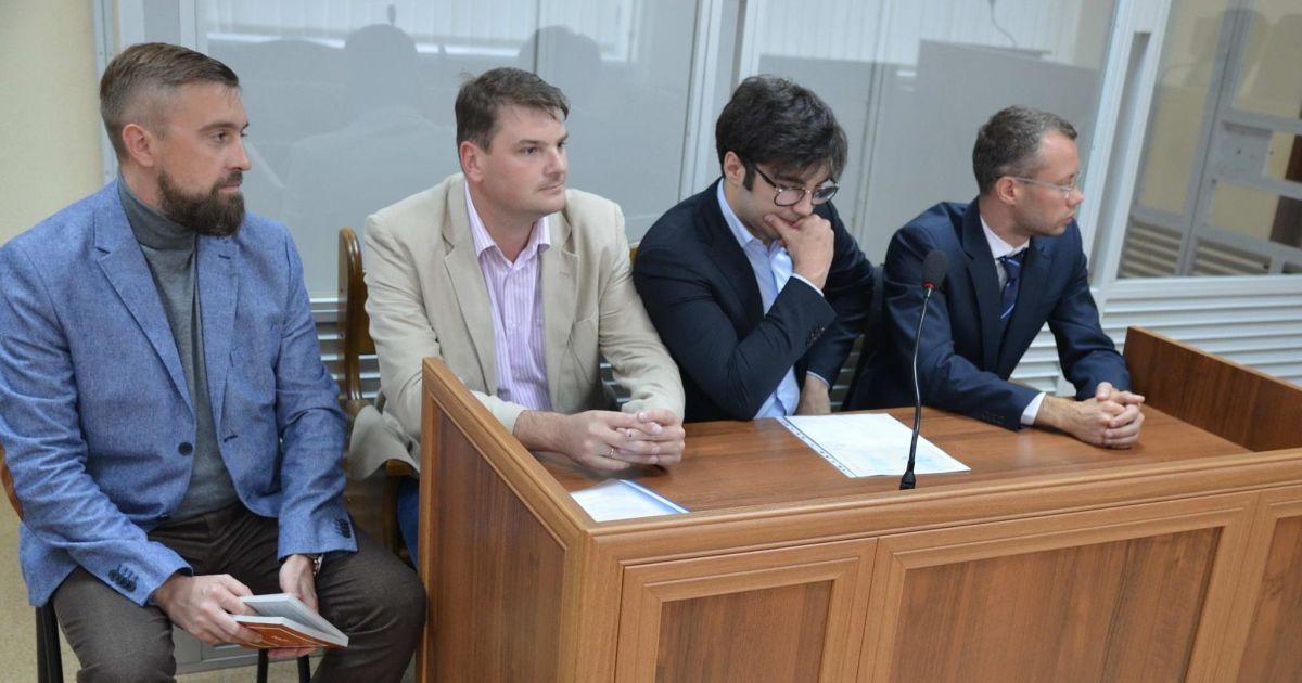 Апелляционный суд Киева оставил Шуфрича-младшего на поруках отца