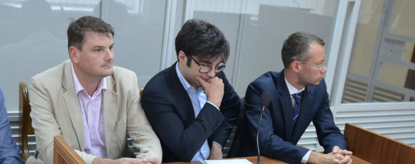 Апеляційний суд Києва залишив Шуфрича-молодшого на поруках батька