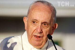 Папа Римський визнав провал церкви у боротьбі з педофілією серед священиків