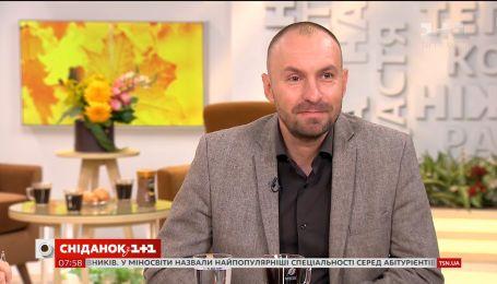 Говорим о питании в украинских школах с директором специализированной школы №203