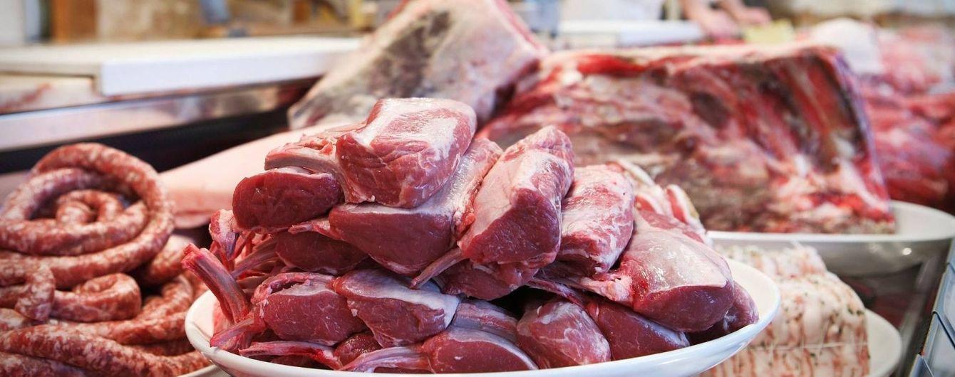 В Україні здешевшало м'ясо, а окремі види овочів почали стрімко дорожчати
