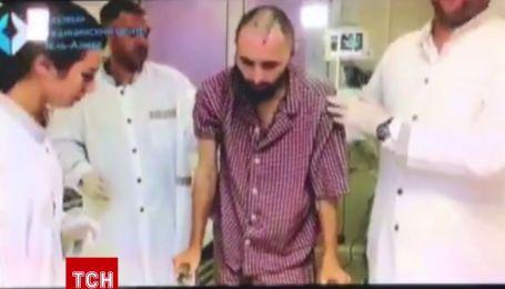 Пострадавший в ДТП с участием сына Шуфрича потерял память, но сделал первые шаги. Обнародовано видео