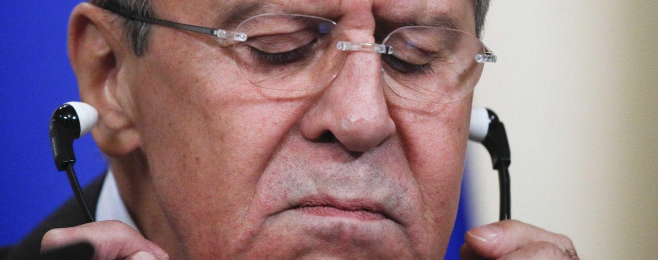 Передумали. Лавров пояснив заяву Путіна про введення миротворців ООН на лінію зіткнення