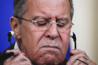 Условия для мирного договора между РФ и Японией полностью отсутствуют - Лавров