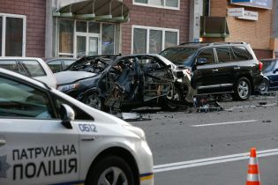 Усе про вибух у Києві: загинув підозрюваний у вбивстві Басаєва, постраждала - відома модель