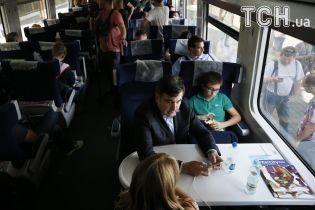 """В """"Укрзализныце"""" объяснили, почему поезд """"Перемышль-Киев"""" не отправляется"""