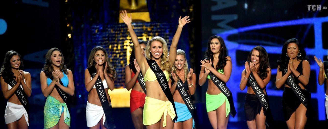 """Организаторы конкурса """"Мисс Америка"""" отменили дефиле в купальниках"""