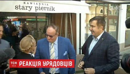 Пять народных депутатов приняли участие в прорыве госграницы вместе с Саакашвили