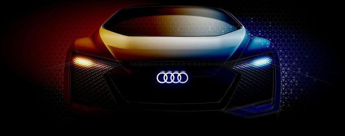 Во Франкфурте Audi расскажет о последних достижениях в области автономного вождения