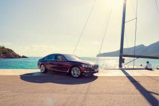 Над BMW 7-Series поработали специалисты финской верфи Nautor's Swan