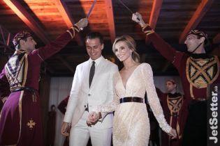Скичко был шокирован неожиданным музыкальным подарком от друзей на свадьбе