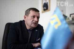 """В """"ЕС"""" предлагают Чийгоза на одну из руководящих должностей в комитет парламента по деоккупации"""