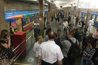 В столичном метро отчитались о причине вчерашнего транспортного коллапса в Киеве