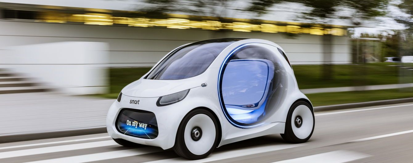 Среди моделей Smart останутся только электрокары