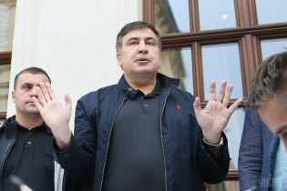 Саакашвілі отримав документ щодо легального перебування в Україні