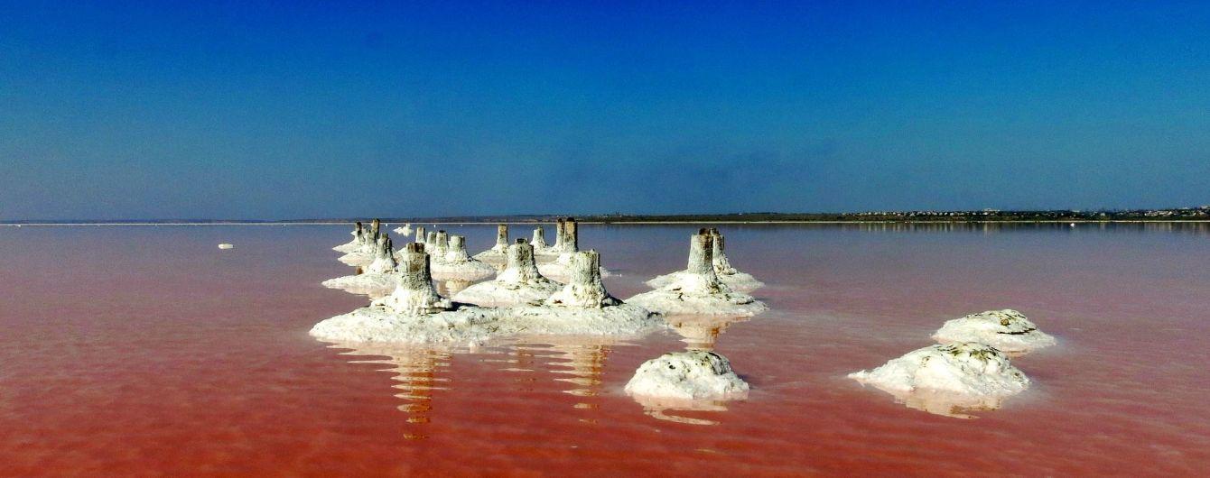 """Эффект Мертвого моря: """"царские ванны"""" и омолаживающая рапа Куяльницкого лимана"""