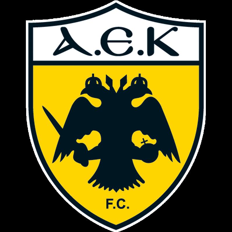 Емблема ФК «АЕК Афіни»