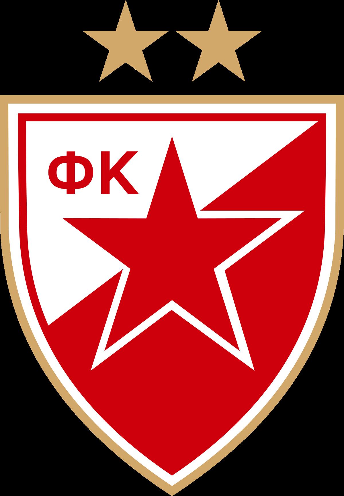 Емблема ФК «Црвена Звезда»