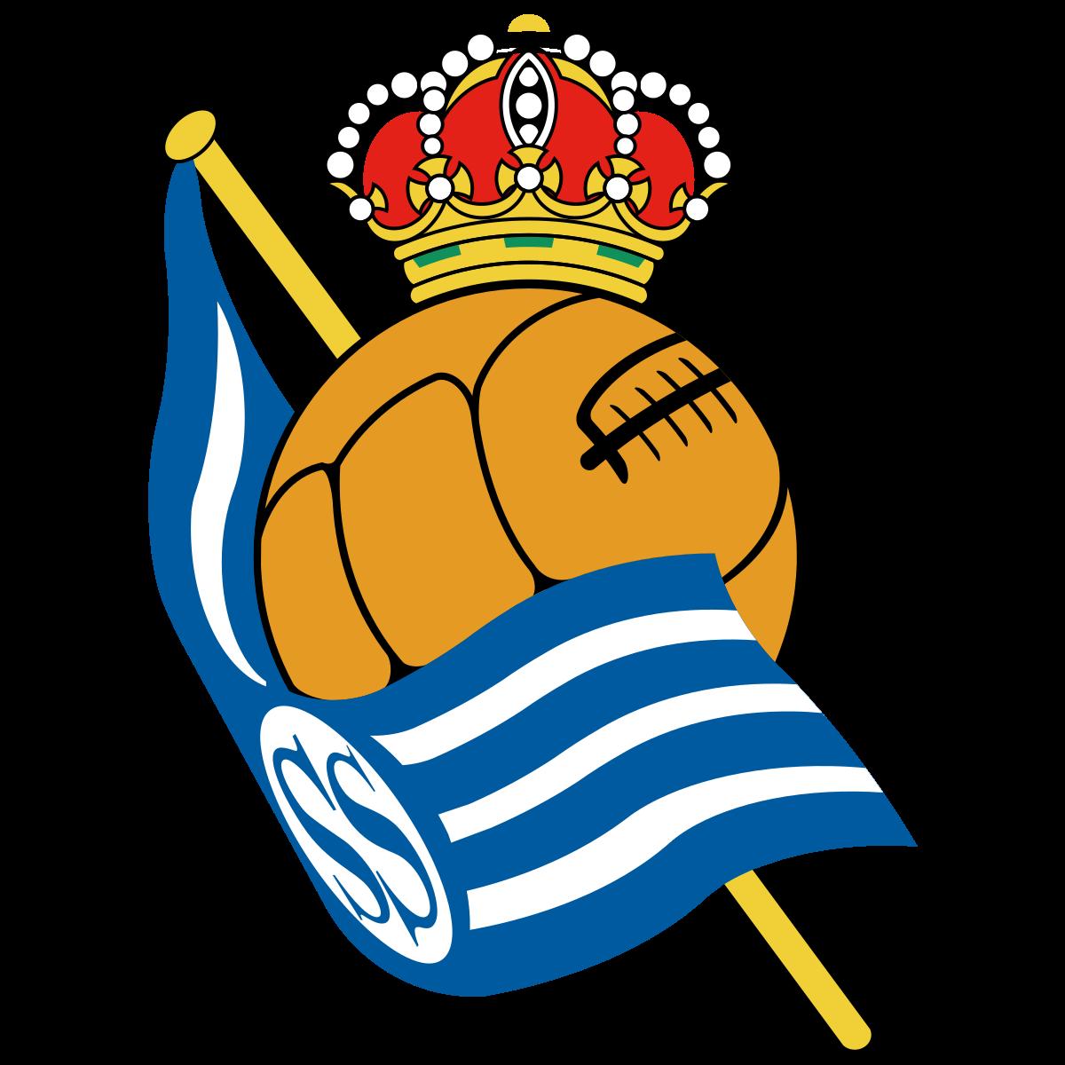 Емблема ФК «Реал Сосьєдад»