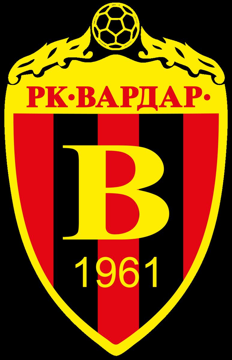 Эмблема ФК «Вардар»
