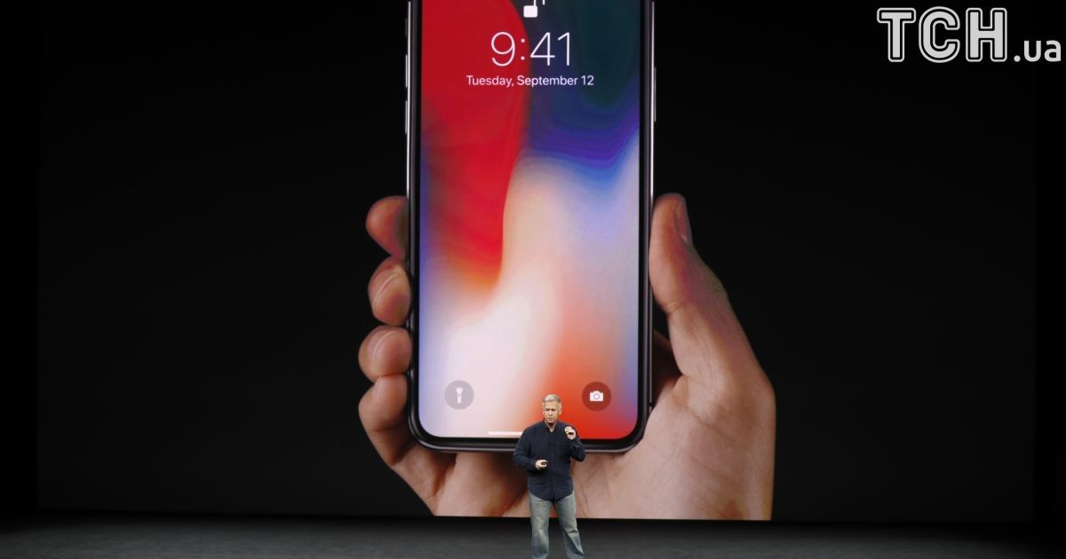 Головна новинка - iPhone 10.
