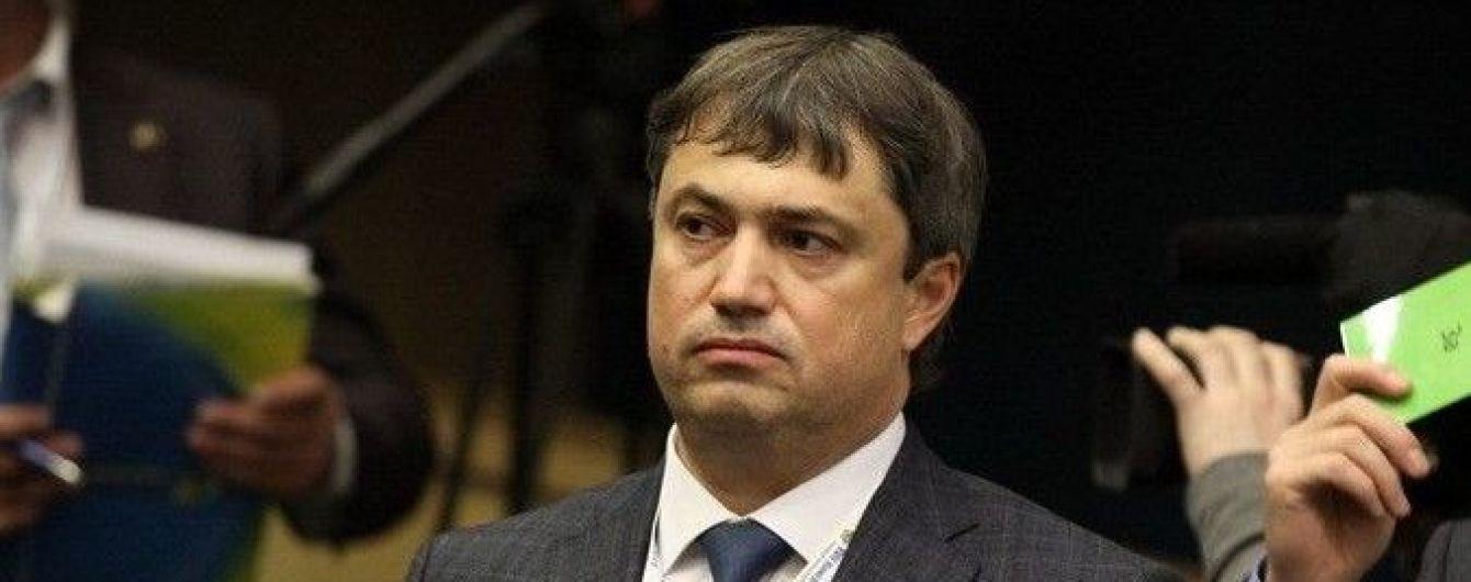 В прокуратуре сообщили, что не спустили на тормозах дело о фальшивом диплом вице-президента ФФУ